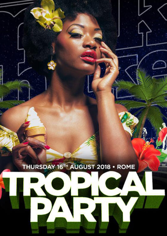 Nice Milkshake Tropical Party 16-08-18