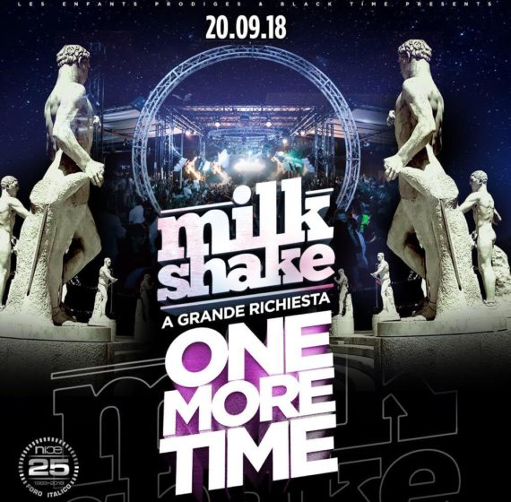 MilkShake One More Time Nice