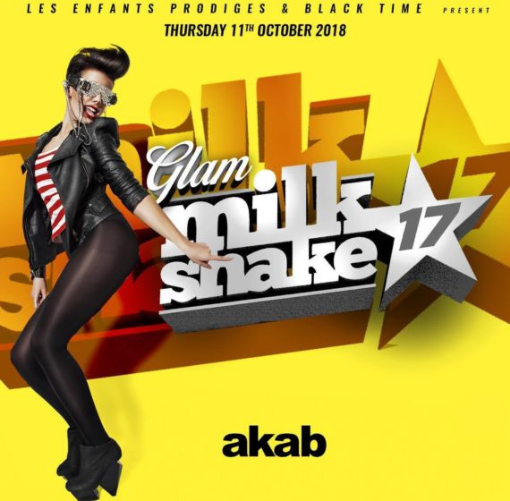 Akab Milkshake Glam Party